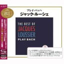 Artist Name: J - Jacques Loussier ジャックルーシェ / Play Bach: The Best Of 【SHM-CD】