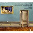 Composer: Ma Line - 【送料無料】 Mahler マーラー / マーラー:交響曲第4番(室内アンサンブル版)、シェーンベルク:6つの管弦楽伴奏付歌曲 オクサリス、デルカンプ 輸入盤 【CD】