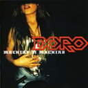 藝人名: D - Doro ドロ / Machine Ii Machine 輸入盤 【CD】