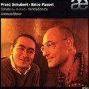 作曲家名: Sa行 - 【送料無料】 Schubert シューベルト / Piano Sonata, 16, : Staier(Fp) +pauset 【CD】