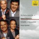 作曲家名: Sa行 - 【送料無料】 Schumann シューマン / String Quartet, 1, 2, 3, : Auryn Q 輸入盤 【CD】