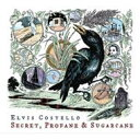 Artist Name: E - 【送料無料】 Elvis Costello エルビスコステロ / Secret, Profane And Sugarcane 輸入盤 【CD】