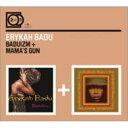 藝人名: E - Erykah Badu エリカバドゥ / Baduizm / Mama's Gun 輸入盤 【CD】