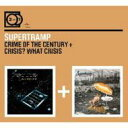 Artist Name: S - Supertramp スーパートランプ / Crime Of The Century / Crisis? What Crisis 輸入盤 【CD】