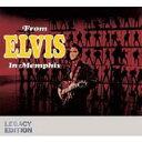 藝人名: E - 【送料無料】 Elvis Presley エルビスプレスリー / From Elvis In Memphis: Legacy Edition 輸入盤 【CD】