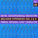 Composer: Ha Line - 【送料無料】 Bruckner ブルックナー / 交響曲第3番、第4番『ロマンティック』 ヤンソンス&コンセルトへボウ管(2SACD) 輸入盤 【SACD】