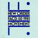New Order ニューオーダー / Movement 【LP】