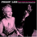 Artist Name: P - Peggy Lee ペギーリー / Black Coffee & Dream Street 輸入盤 【CD】
