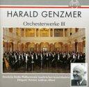 作曲家名: Ka行 - ゲンツマー(1909-2007) / Sym, 3, : W.a.albert / Saarbrucken Rso 輸入盤 【CD】
