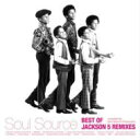 Michael Jackson マイケルジャクソン / BEST OF JACKSON5 REMIX compaild by Soul Source Production 【CD】