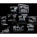 10-FEET テンフィート / Life is sweet 【CD】