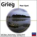 Grieg グリーグ / 『ペール・ギュント』(ドイツ語による語り付き) マズア&ゲヴァントハウス管、ウィーンズ、他 輸入盤 【CD】
