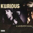 艺人名: K - Kurious / Constipated Monkey 【CD】
