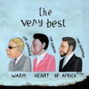 Artist Name: V - Very Best / Warm Heart Of Africa 【CD】