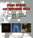藝人名: F - 【送料無料】 Frank Marino / Mahogany Rush / Live / Tales Of The Unexpected / What's Next 輸入盤 【CD】