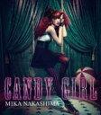 中島美嘉 ナカシマミカ / CANDY GIRL + Tシャツ 初回盤A 【CD Maxi】