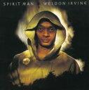 艺人名: W - Weldon Irvine ウェルドンアービン / Spirit Man 【CD】