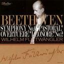 Beethoven ベートーヴェン / 交響曲第6番『田園』(ベルリン・フィル 1954)、レオノーレ序曲第2番(ハンブルク・フィル 1947) フルトヴェングラー 【CD】