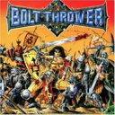 艺人名: B - 【送料無料】 Bolt Thrower ボルトスロワー / War Master 輸入盤 【CD】