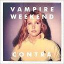 Vampire Weekend バンパイアウィークエンド / Contra 輸入盤 【CD】
