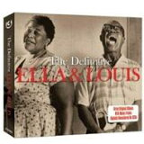 Ella Fitzgerald/Louis Armstrong / Definitive 进口盘【CD】[Ella Fitzgerald/Louis Armstrong / Definitive 輸入盤 【CD】]