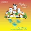【送料無料】 Albeniz アルベニス / ピアノ曲全集第6集 バセルガ、リュー・ジア&テネーリフェ交響楽団 輸入盤 【CD】