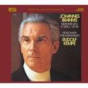 【送料無料】 Brahms ブラームス / 交響曲第4番 ケンペ&ミュンヘン・フィル(XRCD) 【CD】