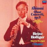 Albinoni アルビノーニ / オーボエ協奏曲集 ホリガー、ブルーグ、イ・ムジチ合奏団 【CD】