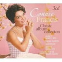 Connie Francis コニーフランシス / Classic Album Collection 輸入盤 【CD】