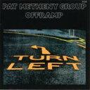 Pat Metheny パットメセニー / Offramp 【LP】