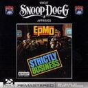 藝人名: E - EPMD / Strictly Business 輸入盤 【CD】
