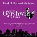 Gershwin ガーシュウィン / 『フー・ケアーズ』、『ポーギーとベス』交響的情景、他 リー&ロイヤル・フィル、マクリーン 輸入盤 【CD】