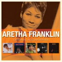 Artist Name: A - 【送料無料】 Aretha Franklin アレサフランクリン / 5CD Original Album Series (5CD) 輸入盤 【CD】