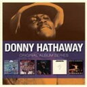 艺人名: D - 【送料無料】 Donny Hathaway ダニーハサウェイ / 5cd Original Album Series Box Set 輸入盤 【CD】