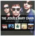 藝人名: J - 【送料無料】 Jesus&Mary Chain ジーザス&メリーチェーン / 5cd Original Album Series Box Set 輸入盤 【CD】