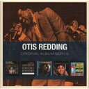 Artist Name: O - 【送料無料】 Otis Redding オーティスレディング / 5cd Original Album Series Box Set 輸入盤 【CD】