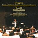 作曲家名: Ta行 - 【送料無料】 Debussy ドビュッシー / La Mer, Nocturnes, Etc: M.rota / Czech National So +ravel: Rapsodie Espagnole 【CD】