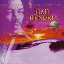 [初回限定盤]JimiHendrixジミヘンドリックス/FirstRaysOfTheNewRisingSun輸入盤【CD】