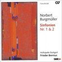 Composer: Ha Line - 【送料無料】 ブルクミュラー、ノルベルト(1810-1836) / 交響曲第1番、第2番 ベルニウス&シュトゥットガルト・ホーフカペレ 輸入盤 【CD】