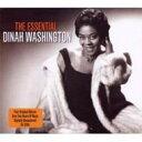 艺人名: D - Dinah Washington ダイナワシントン / Essential 輸入盤 【CD】