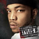 Artist Name: S - Styles P スタイルズP / Ghost 2010 輸入盤 【CD】