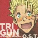 【送料無料】 「TRIGUN Badlands Rumble」オリジナルサウンドトラック 【CD】