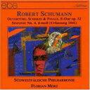 Composer: Sa Line - Schumann シューマン / Sym.4 / Overture : Merz / 輸入盤 【CD】