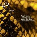 Composer: Ra Line - Rachmaninov ラフマニノフ / 交響曲第2番 ゲルギエフ&ロンドン交響楽団 輸入盤 【SACD】