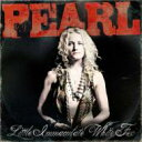 藝人名: P - Pearl / Little Immaculate White Fox 【CD】