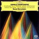 作曲家名: Sa行 - 【送料無料】 Saint-Saens サン=サーンス / 交響曲第3番『オルガン付き』、バッカナール、死の舞踏、他 バレンボイム&シカゴ響、パリ管(シングルレイヤー)(限定盤) 【SACD】