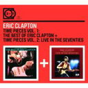 Artist Name: E - Eric Clapton エリッククラプトン / Time Pieces Vol.1 / Time Pieces Vol.2 輸入盤 【CD】