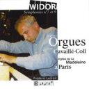 作曲家名: A行 - ヴィドール(1844-1937) / Organ Symphony, 7, 9, : Ledroit 輸入盤 【CD】