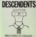 Descendents ディセンデンツ / Milo Goes To College 【LP】