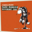 艺人名: P - 【送料無料】 Pernner+muder / Same Monkeys Different Zoo 輸入盤 【CD】